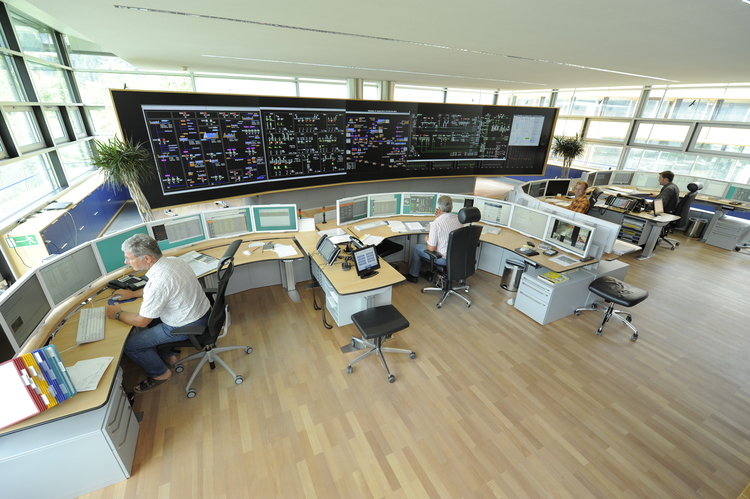 Illwerke Control Center